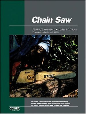 Chain Saw Service Manual – Small Engine Repair Reference