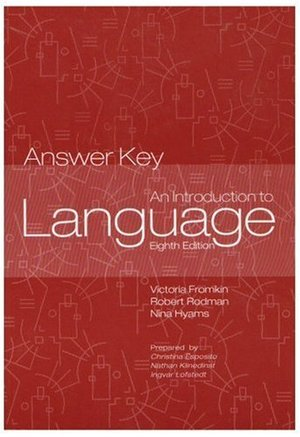 Pdf an introduction to language, 9th edition new 2018.
